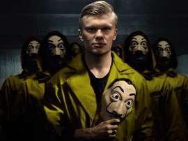 Le Borussia Dortmund prépare son braquage. Twitter/BlackYellow