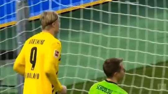 Haaland da urlo in Bundesliga. MovistarLigadeCampeones