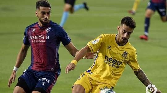 La SD Huesca le ganó al Alcorcón. LaLiga