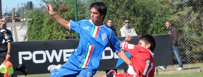 Eros Medaglia, ex jugador de Velez Sarsfield. VelezSarsfield
