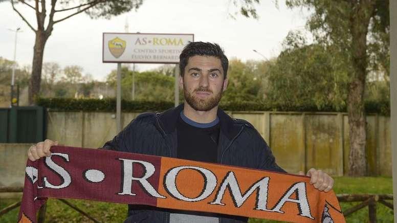 El bosnio se quedará en el 'Calcio', aunque no ha durado mucho en la entidad romana. ASRoma