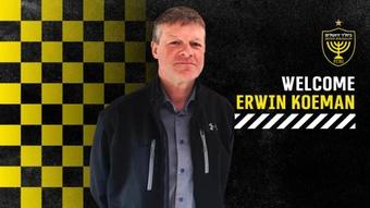 Erwin Koeman dirigirá al Beitar Jerusalén. FCBeitar