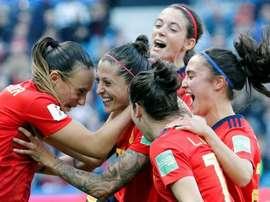 Les compos probables du match de Coupe du Monde féminine entre l'Espagne et les États-Unis. LaLiga