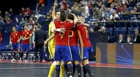 España intentará conquistar su séptimo Europeo ante Rusia. Twitter
