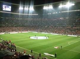 El estadio Allianz Arena acogerá el primer encuentro de la Bundesliga.