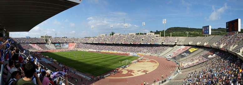 Se cumplen once años de la despedida del Espanyol a Montjuïc. Wikipedia/JoséPorras