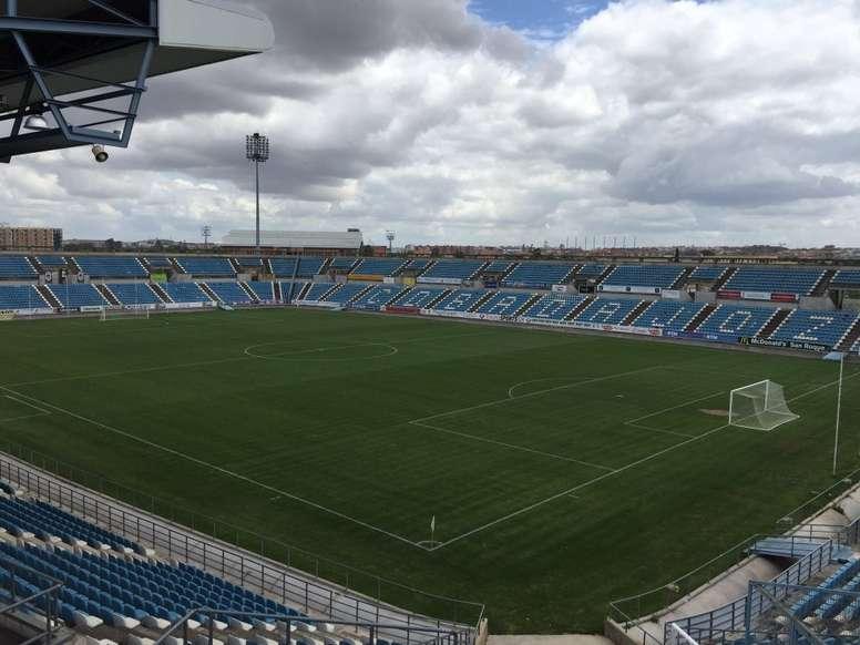 Julio Rodao es la última incorporación del Badajoz. CDBadajoz