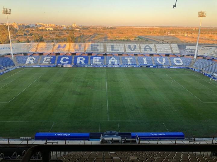 Segunda victoria consecutiva del Recreativo de Huelva. Twitter/RecreOficial