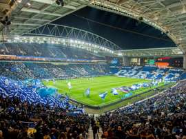 Estádio do Dragão. Twitter@FCPorto