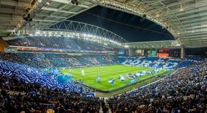 Escalações de Porto e Bayer Leverkusen pelo jogo de volta da Europa League 2020. Twitter@FCPorto
