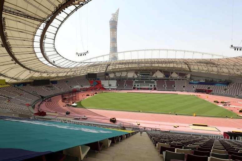 Final do Mundial de Clubes muda de estádio. EFE