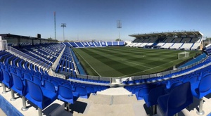 There were unsavoury scenes prior to the Leganes-Celta game. CDLeganés