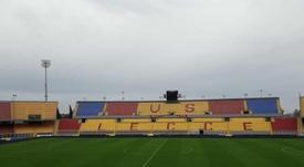 El Lecce-Cagliari es aplazado por el mal tiempo. USLecce