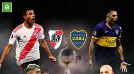 Essas são as semifinais da Copa Libertadores 2019. BeSoccer