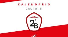 Este es el calendario del Grupo III de Segunda División B 2019-20. RFEF