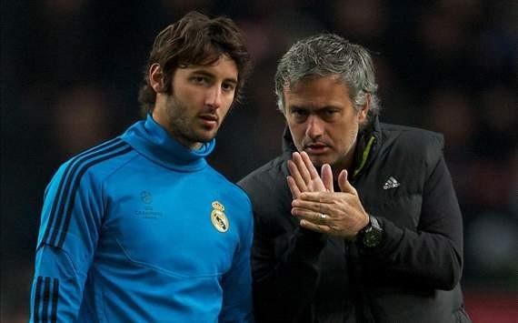 Granero quiso hablar de la etapa de Mourinho en el Madrid. EFE/Archivo