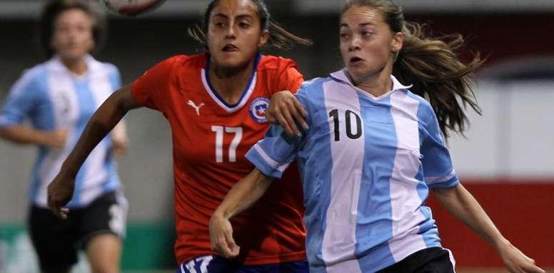 Banini espera que el fútbol femenino tenga cada vez más impacto. EFE