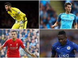 Stars à suivre en Premier League. BeSoccer