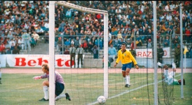 Bolivia, un equipo modesto, ganó a Brasil y se acercó al Mundial.