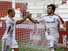 El futbolista tuvo que retirarse con molestias ante el Córdoba. LaLiga