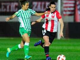Eunate Arraiza y Ana Tejada participarán en el torneo de FIFA de la RFEF. AthleticClub