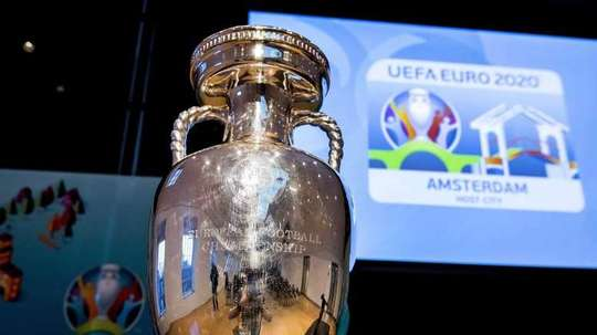 The Euros are currently held by Portugal. EFE