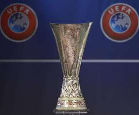 Europa League draw. AFP