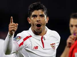 Meia vai voltar a jogar pelo Sevilla. EFE