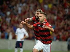 Flamengo gana el derbi y ya espera rival en la final del Carioca. Flamengo