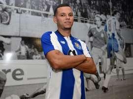 Ewerton rejoint Porto. FCPorto