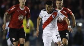 Se enfría el fichaje del centrocampista argentino. EFE