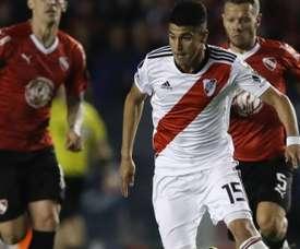 Palacios podría llegar al Real Madrid. EFE