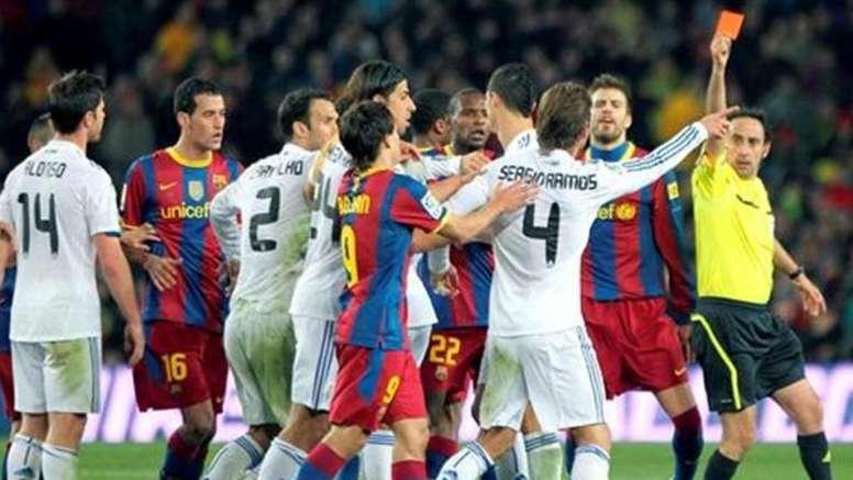 Diez años del 5-0 al Real Madrid. EFE