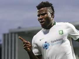 El delantero nigeriano ha firmado con el Baniyas. LokomotivdeMoscú