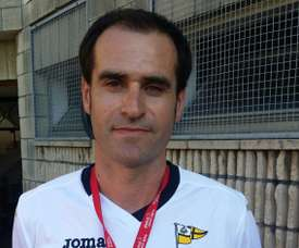 Ezequiel Loza vuelve a ser entrenador del Portugalete. ClubPortugalete