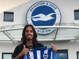 El de Buenos Aires dio el 'sí' al Brighton. BHAFC
