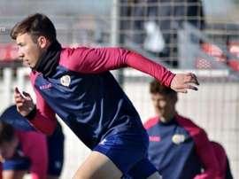 Luzzi, vers le Barça ? RayoVallecano