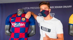 Le FC Barcelone s'offre un joyau du Rayo Vallecano. FCBarcelona