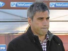 Fabian Nardozza, nuevo entrenador de Barracas Central. Twitter