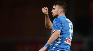 Napoli want to put a clause on Fabian for 180 million. AFP