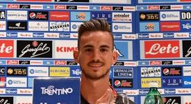 Fabián Ruiz quiere un hueco en el once de Ancelotti. SCNapoli