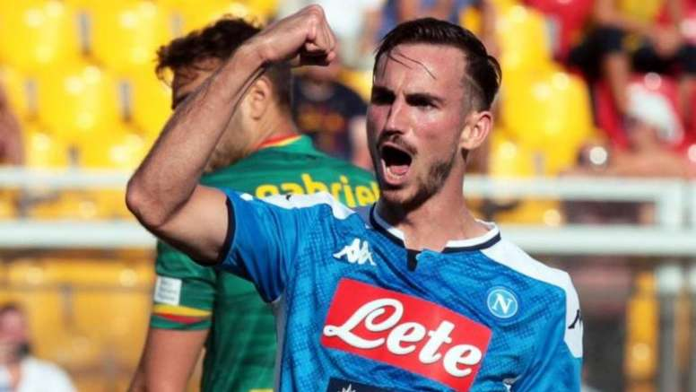 Real Madrid move ahead of Barca in race for Napoli's Fabian. EFE