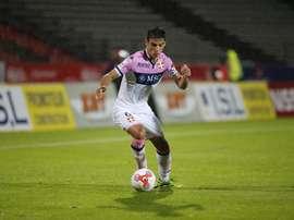 Fabien Centonze quitte Evian pour Clermont Foot. Evian-TG
