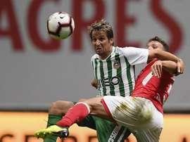 Fábio Coentrão seguirá sua carreira na Grécia.  EFE