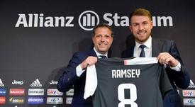 Ramsey, possibile esordio in amichevole. Juventusfc