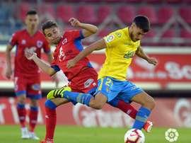 El Numancia recibe a Las Palmas. LaLiga