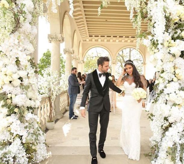Se casó la amiga de Antonela Roccuzzo