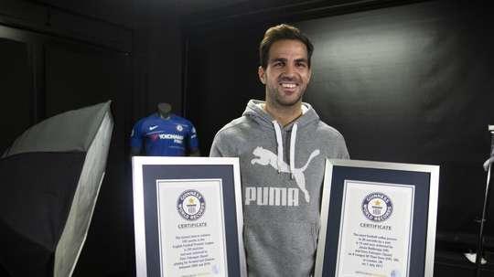 No es la primera vez que el español entre en el Libro Guinness de los Récords. GuinnessWorldRecords