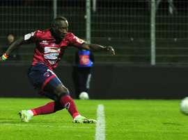 Famara Diédhiou cambiará el Clermont Foot por el Angers. France3