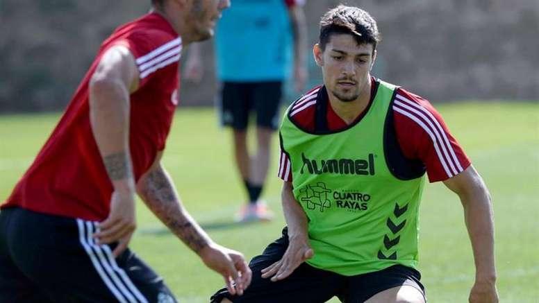 Fede Barba firmaría este miércoles con el Benevento. EFE